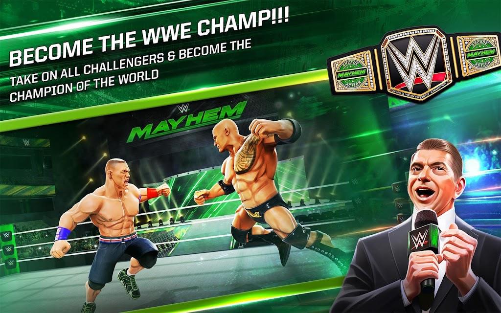 WWE Mayhem poster 22