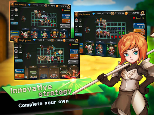 GateKeeper : Epic Defense RPG 12.5 screenshots 2