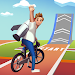 Bike Hop: Crazy BMX Bike Jump 3D Icon