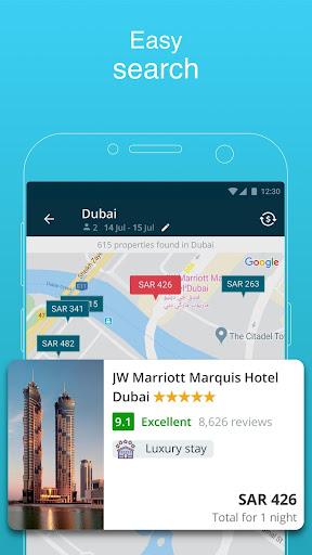 Almosafer: Hotels, Flights and Holidays 6.3.0 screenshots 1