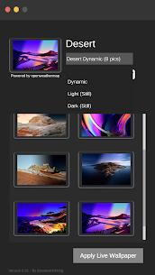 MacOs Big Sur Dynamic Live Wallpaper v0.95 [Paid] 2