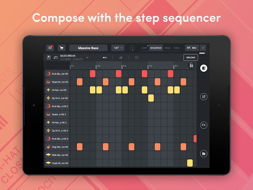 Remixlive - Make Music & Beats  Screenshots 8