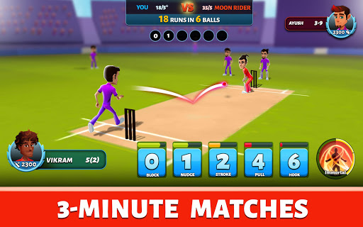 Hitwicket Superstars - Cricket Strategy Game 2020 3.6.21 screenshots 12