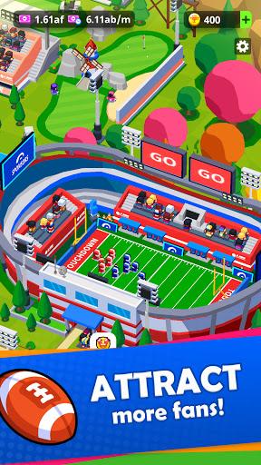 Sports City Tycoon - Idle Sports Games Simulator  screenshots 4