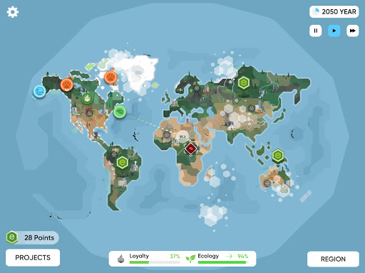 Save Earth.Offline ecology strategy learning game 1.2.019 screenshots 11