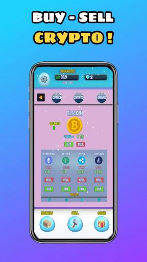 Money Machine Idle : Tap and Make Money Game 8 screenshots 2