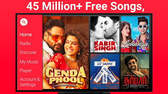 Gaana Music Hindi Song Free 8.22.0 MOD APK [UNLOCKED] 1
