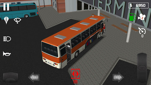 Public Transport Simulator - Coach APK MOD (Astuce) screenshots 4