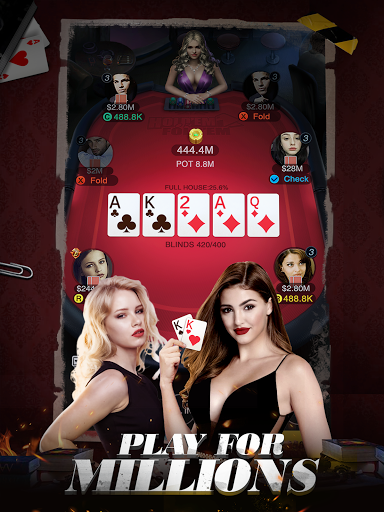 Holdem or Foldem - Poker Texas Holdem 1.3.5 screenshots 4