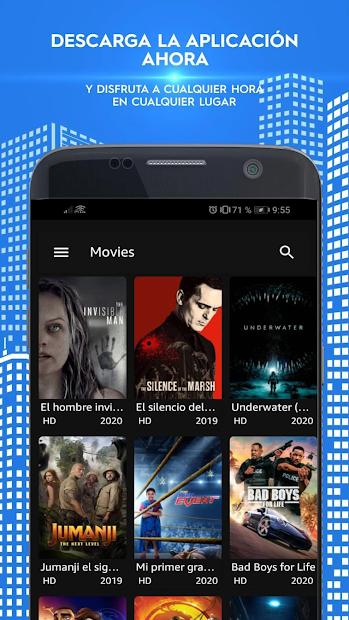 Imágen 3 de Cuevana 3 Premium - Películas, Series y Novelas. para android