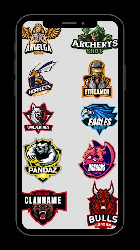 Gaming Logo Maker - Gaming Logo Design Ideas 1.0 Screenshots 2