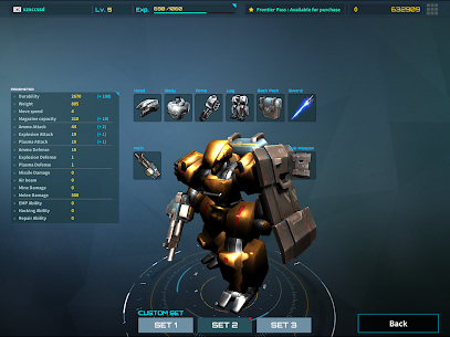 Armored Frontier Mod Apk (Unlimited Bullets + God Mode) 10