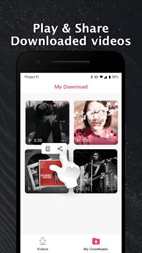 Video Downloader  No Watermark - SnapTik android2mod screenshots 5