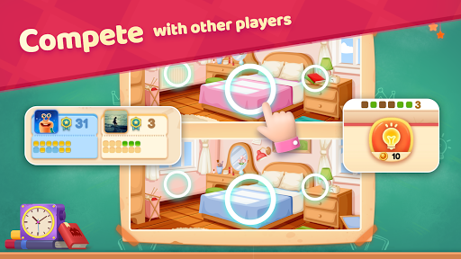 Find Differences Online - 5 Differences 1.2.6 screenshots 6
