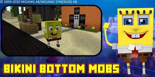 Bikini Bottom City Craft Map 7.0 screenshots 11