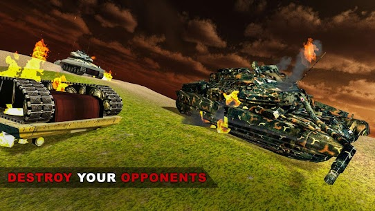 US Army Battle Tank Warrior Attack: Military Blitz Hack Cheats (iOS & Android) 3