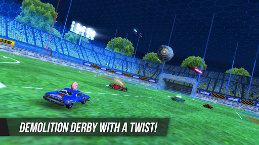 Rocket Soccer Derby 1.1.6 screenshots 4