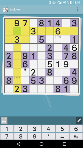 Grid games (crossword & sudoku puzzles) apklade screenshots 2