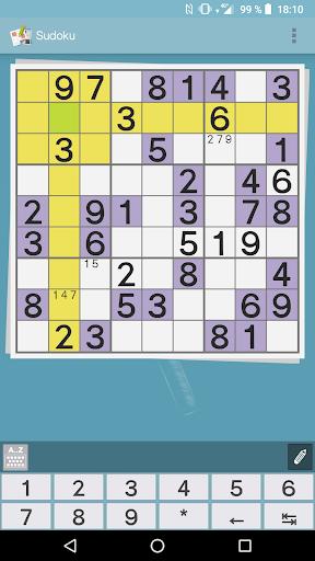 Grid games (crossword & sudoku puzzles) 2.5.5 screenshots 2