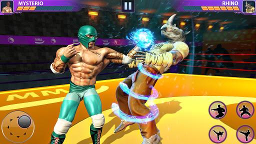 Club Fighting Games 2021 1.2 screenshots 15