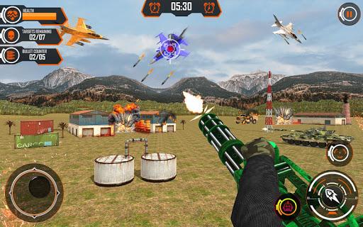 Army Bazooka Rocket Launcher: Shooting Games 2020  screenshots 1