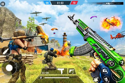 Real Commando Secret Mission - FPS Shooting Games  screenshots 2