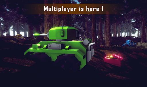 Télécharger Gratuit Stylish - Escape Tank Hero War Battle Multiplayer APK MOD (Astuce) screenshots 2