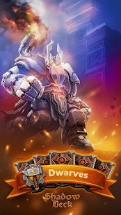 Shadow Deck: Magic Heroes Card Legacy CCG arena 1.1.3 screenshots 3