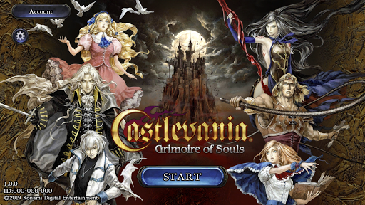 Castlevania Grimoire of Souls  screenshots 1