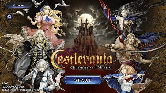 Castlevania Grimoire of Souls MOD APK 1.1.4 (Crit Damage) 1