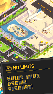 Airport Inc. – Idle Tycoon Game ✈️ Mod Apk 1.3.13 (Free Shopping) 1