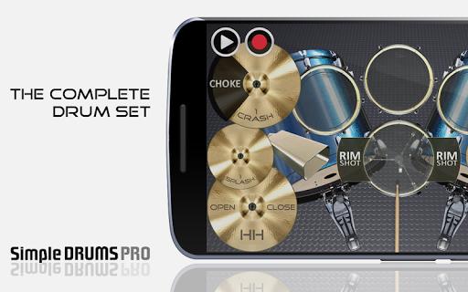 Simple Drums Pro - The Complete Drum Set 1.3.2 Screenshots 1