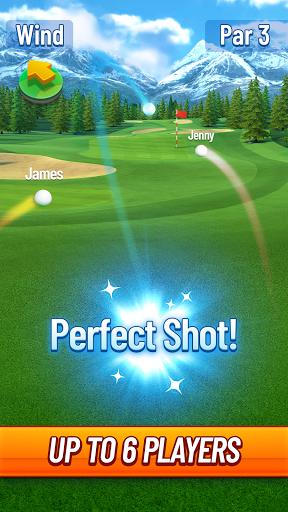 Golf Strike screen 1