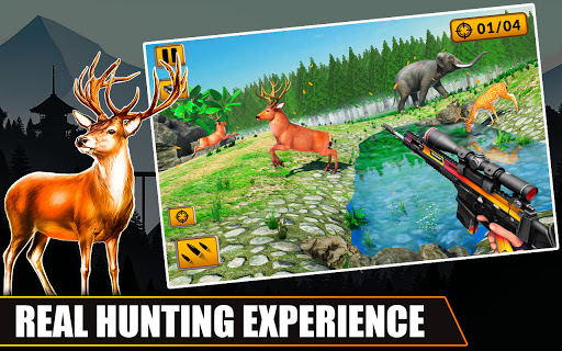 Wild Dinosaur Hunting Games 1.32 Screenshots 7