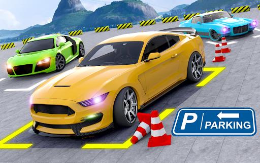 Modern Car Parking Challenge: Driving Car Games 1.3.2 screenshots 1