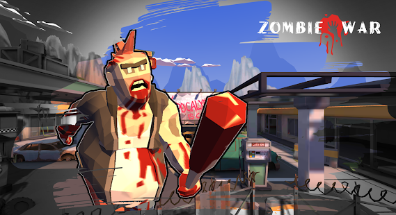 Zombie War Screenshot