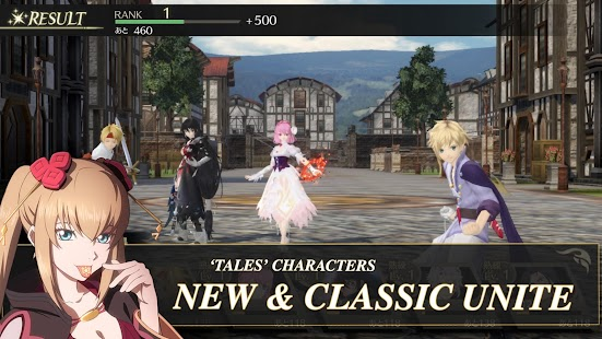 TALES OF CRESTORIA Screenshot