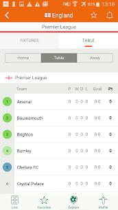 Futbol24 – soccer live scores & results 4