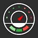 Digital Dashboard GPS - Androidアプリ