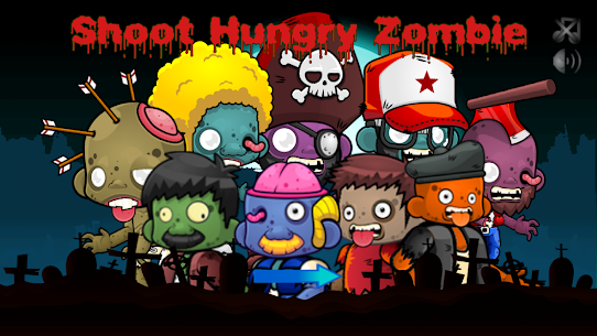 Shoot hungry zombie  For Pc | How To Install (Windows & Mac) 1