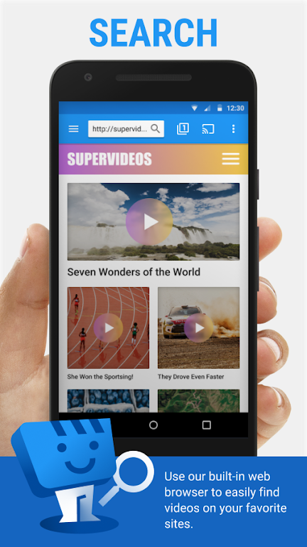 Web Video Cast | Browser to TV/Chromecast/Roku/+  poster 0
