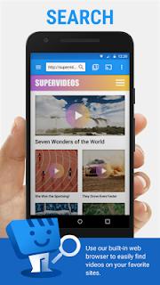 تحميل تطبيق Web Video Caster مهكر
