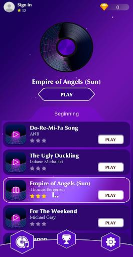 Beat Extreme: Rhythm Tap Music Game 3.6 Screenshots 2