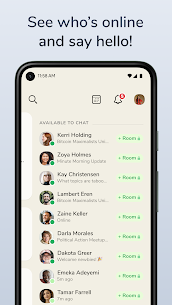 Clubhouse Drop-in Audio Chat Apk Download , Clubhouse: Drop-in Audio Chat Apk Free , New 2021 3