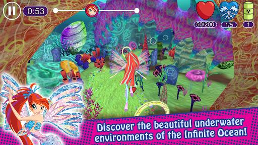 Winx Club: Winx Sirenix Power  screenshots 2