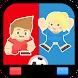2 人のプレーヤーのスポーツ ゲーム エアレース 相撲 拔河大戰 テニス ペイントボール  サッカー - Androidアプリ