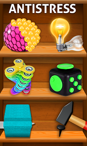 Anti stress fidgets 3D cubes - calming games apkpoly screenshots 8