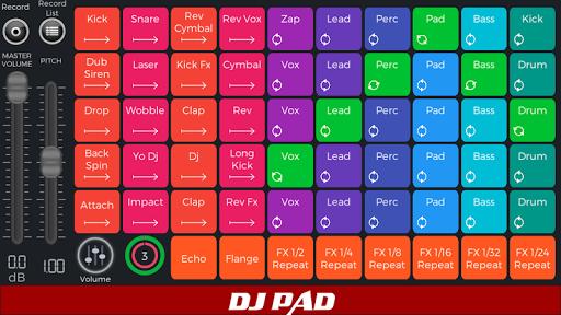 DJ PADS - Become a DJ  screenshots 2