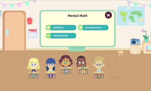 MySchool - Be the Teacher! Learning Games for Kids 3.3.0 Screenshots 15