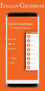 Italian Grammar 2022